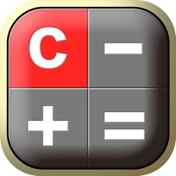 Calculator HD° Free - The smash hit calculator with formular display & paper tape