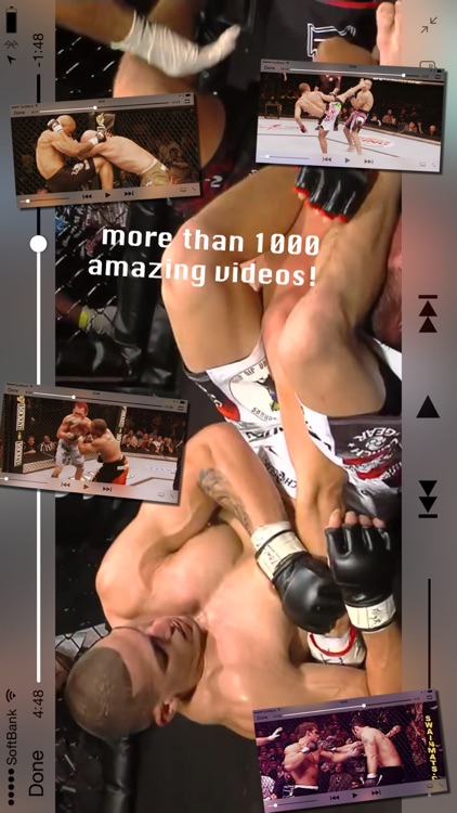 MMA EX screenshot-1