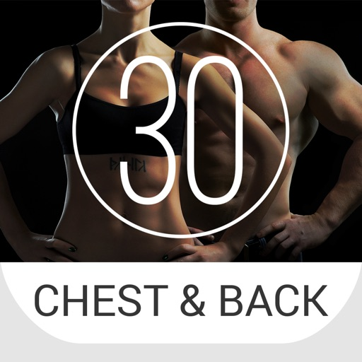 30 Day Chest and Back Challenge for Upper Body Workout