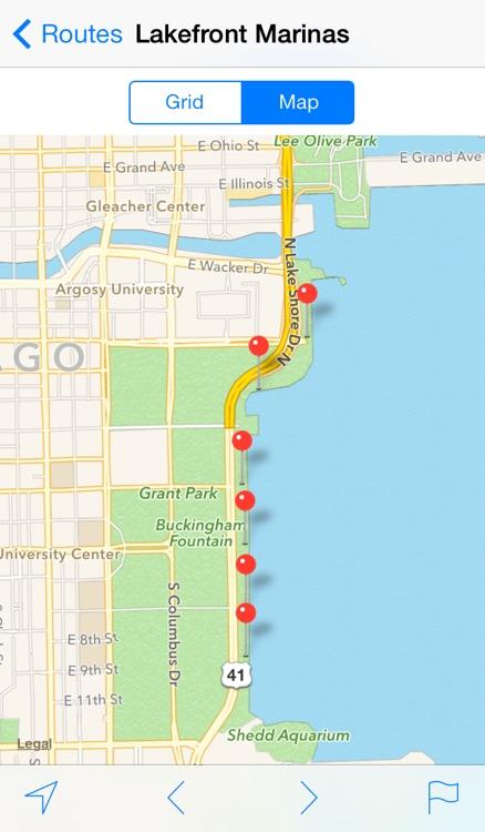 Chicago Water Walk screenshot-3