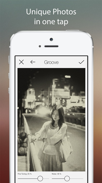 DaoPic: Black & White Edition - Free photo editor for fb, twitter, instagram and more