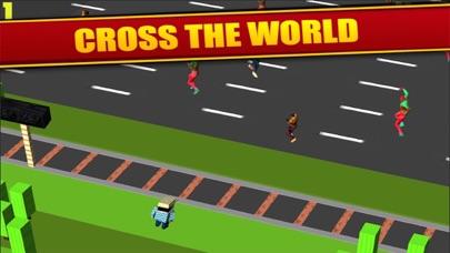 Zombie Crossing Roads