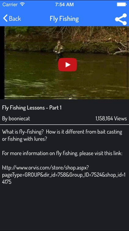 Fishing Tips
