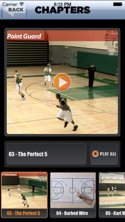 Assembly Line Skill Builders: Team Drills & Skills - With Coach Jamie Angeli - Full Court Basketball Training Instruction screenshot-4