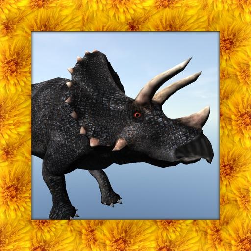 Triceratops Dinosaur Simulator 3D