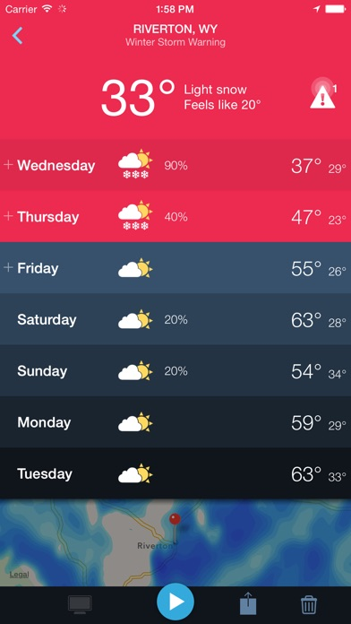 Weather Radio By Wdt review screenshots
