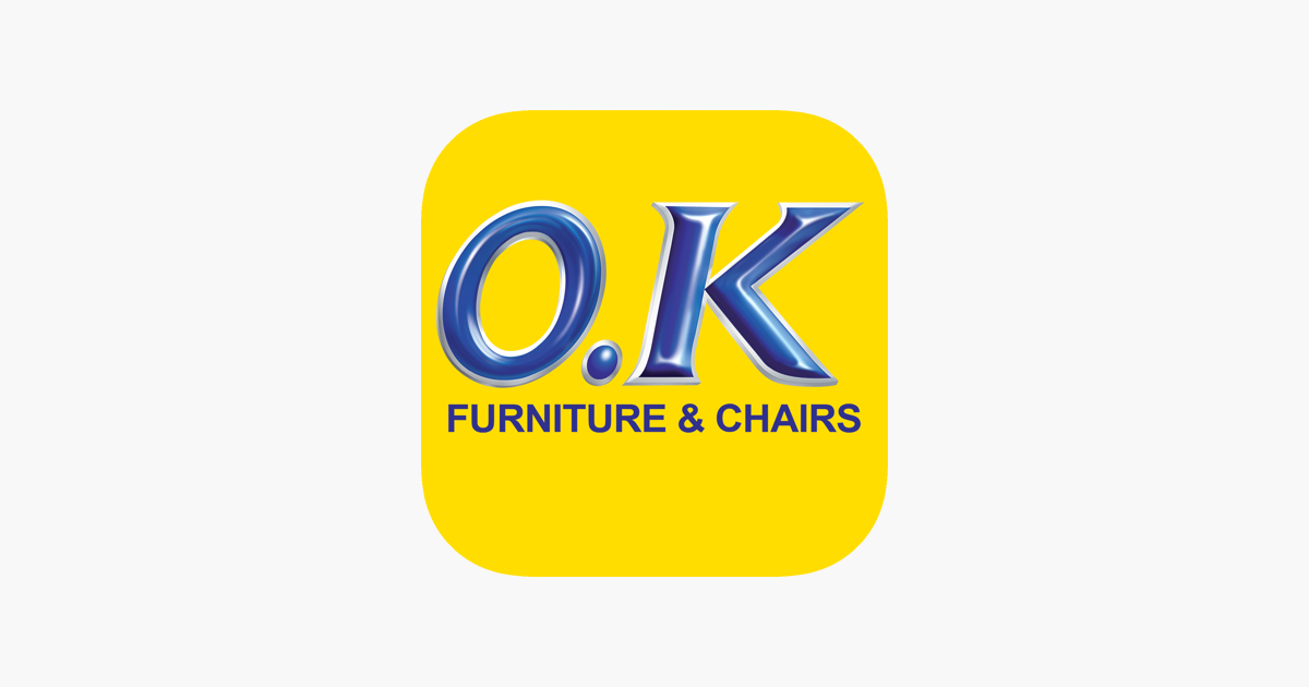 """App Store 上的""""O.K Furniture & Chairs"""""""