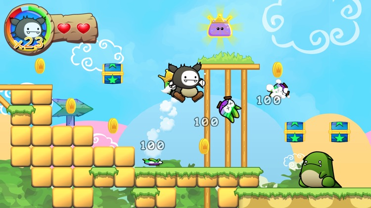 Wacoon Jump! screenshot-1