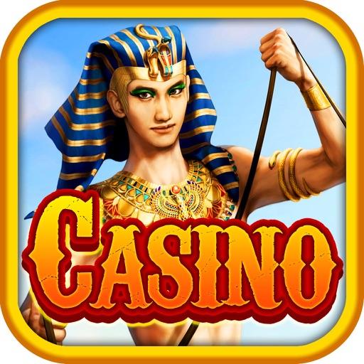 Slots - Pharaoh in Ancient Vegas Slot Machines - The Best Casino Pro! iOS App