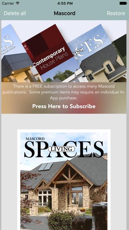 Mascord House Plans