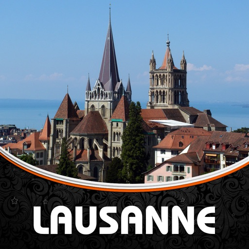 Lausanne Offline Travel Guide