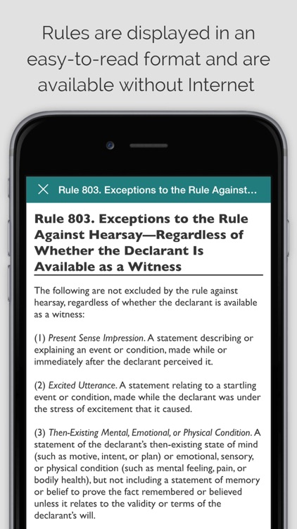Federal Rules & Opinions - Court Caddy screenshot-1