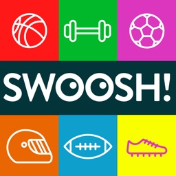Swoosh! Guess The Sport Quiz Game With a Twist - New Free Word Game by Wubu