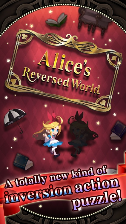 Alice's reversed world screenshot-0