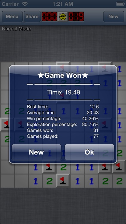 Minesweeper Q screenshot-3