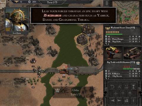 Warhammer 40,000: Armageddon для iPad