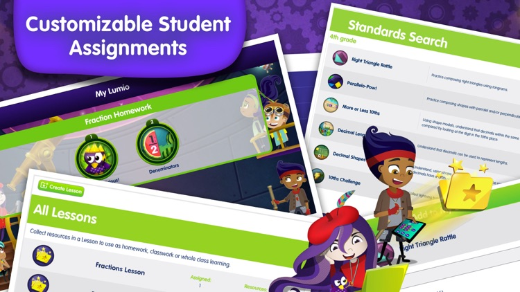 Lumio - math resources for schools screenshot-4