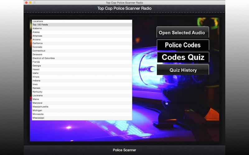 Top Cop Police Scanner Radio | App Price Drops