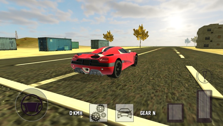 Super Sport Car Simulator