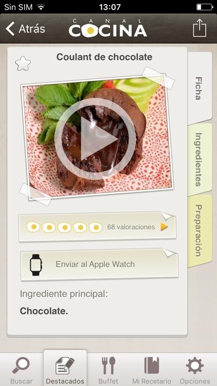Canal Cocina screenshot-3