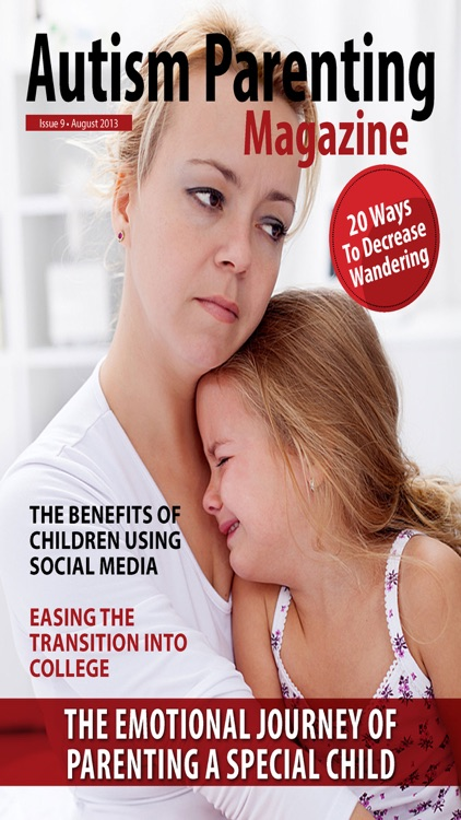 Autism Parenting Magazine screenshot-0