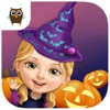 Sweet Baby Girl Halloween Fun - Spooky Makeover & Dress Up Party