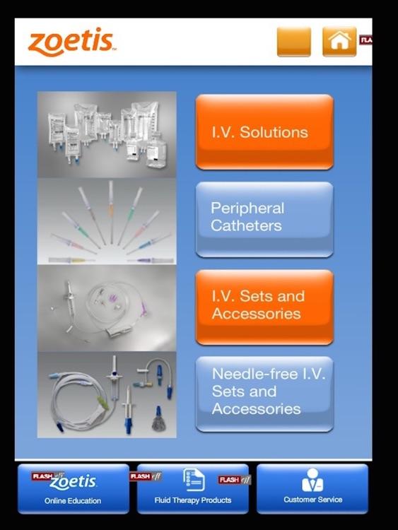 Zoetis I.V. Fluid Volume Calculator for iPad screenshot-3