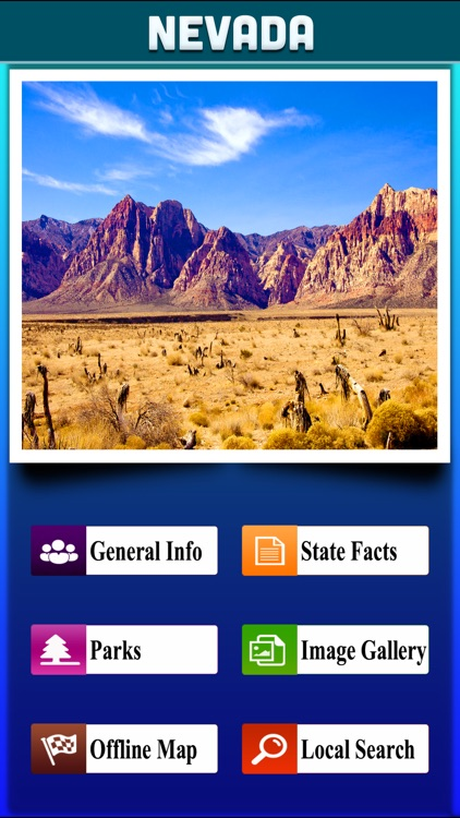 Nevada National & State PArks screenshot-1