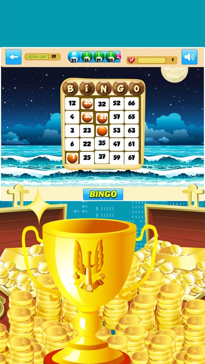 Bingo Dash City - Pocket Bingo Party Jackpot screenshot-3