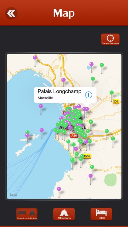 Marseille City Travel Guide screenshot-3