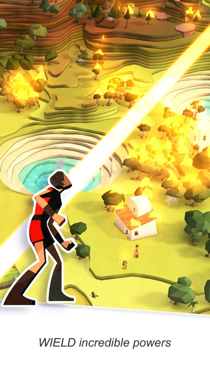 Godus screenshot-2