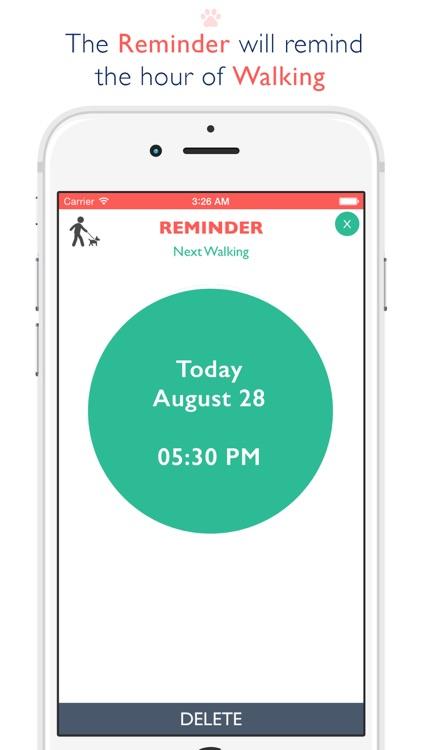 Dog Walking - Training with your Dog (GPS, Walking, Jogging, Running) screenshot-4