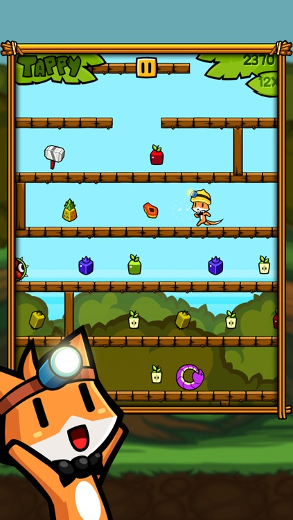 Tappy Dig - Virtual Pet Fox Game