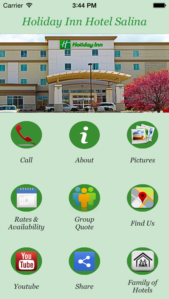 Holiday Inn Salina KS screenshot three
