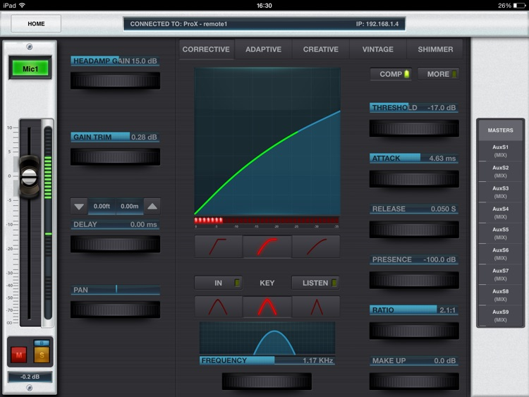 Mixtender 2 screenshot-1