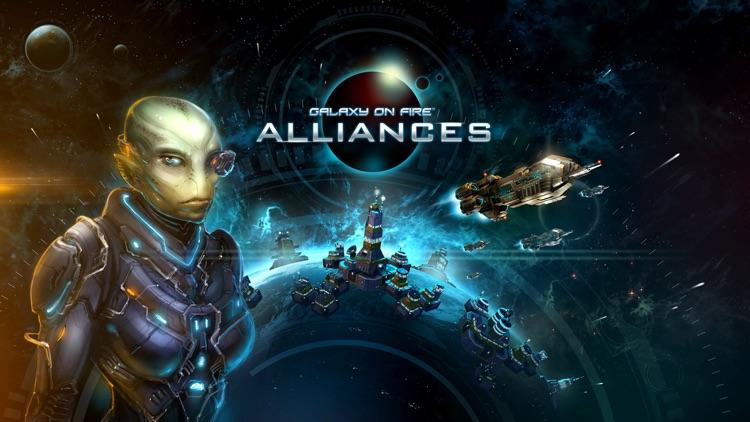 Galaxy on Fire™ - Alliances screenshot-4