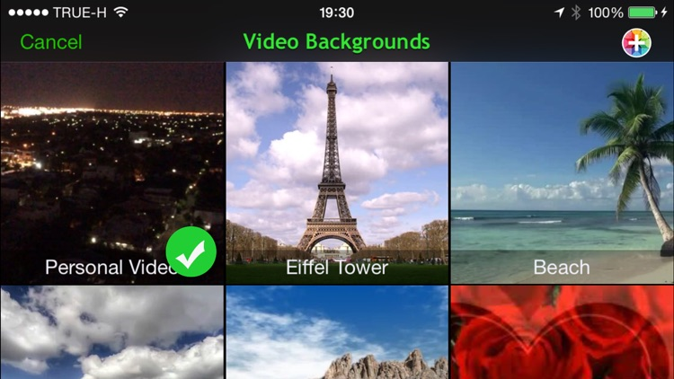 Chromakey Camera - Real Time Green Screen Effect to capture Videos and Photos screenshot-4