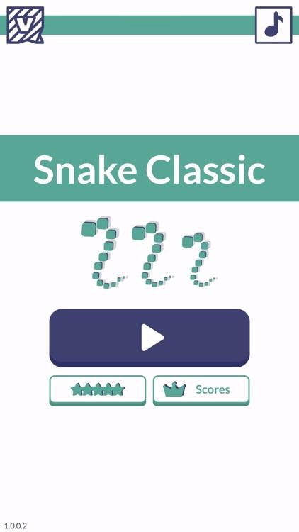 Snake Classic: Retro Timekiller Arcade screenshot-3