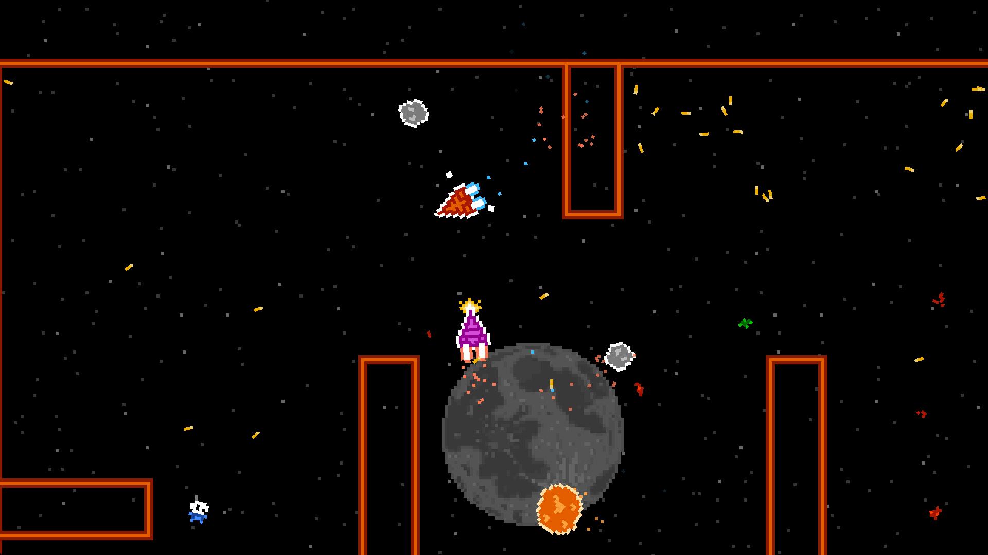 Astro Duel screenshot 9