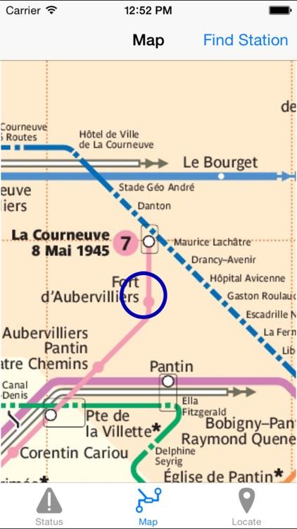 Metro Carta Paris
