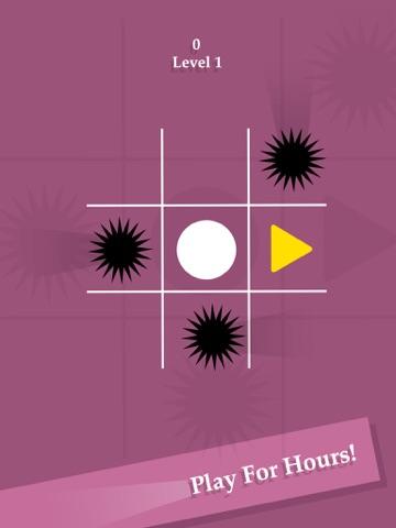 Spikes Limbo! - Nihilumbra Edition - A Dark Puzzle Game-ipad-0