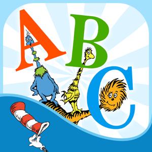 Dr. Seuss's ABC - Read & Learn - Dr. Seuss app