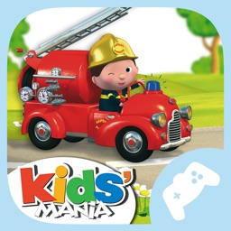 Little Boy Leon's fire engine - The Game - Discovery