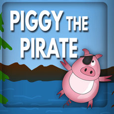 Activities of Piggy The Pirate