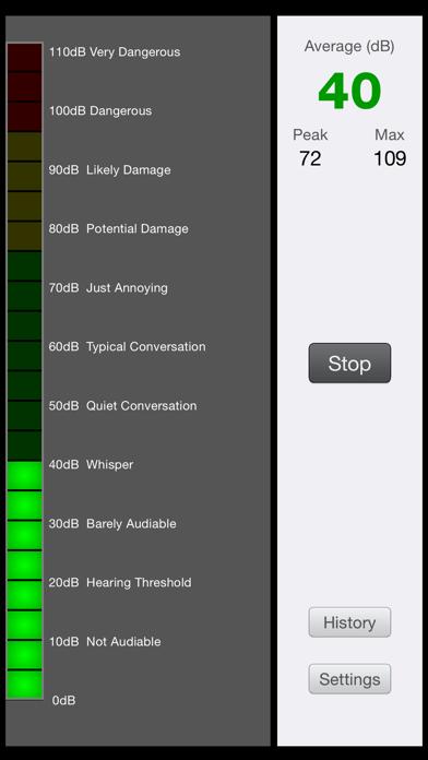 Decibel (Sound) Meter | App Price Drops