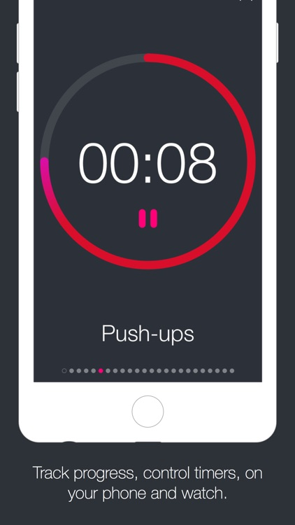 Timers - Interval timers for workout and making fussy coffee