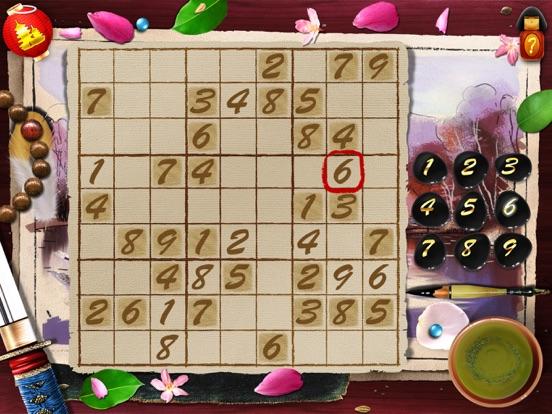 Судоку Самурай на iPad