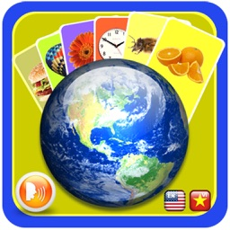 Flashcard for kids learning