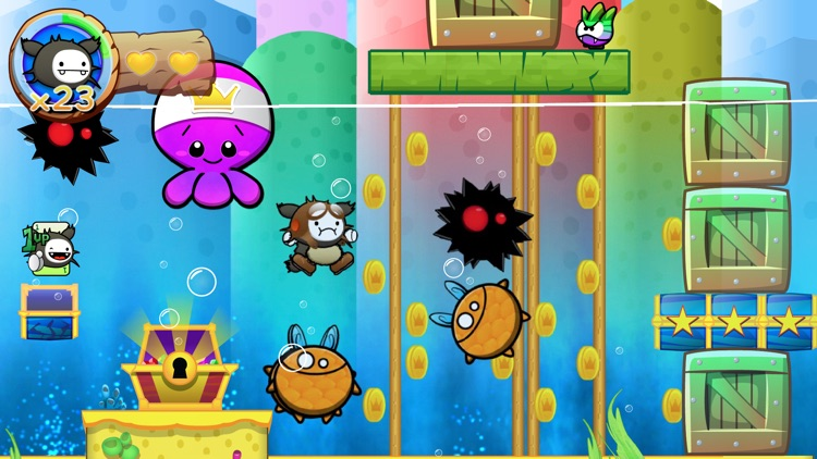 Wacoon Jump! screenshot-3