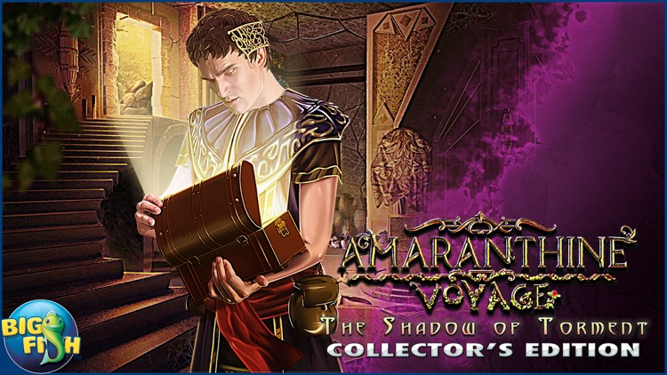 Amaranthine Voyage: The Shadow of Torment - A Magical Hidden Object Adventure (Full) screenshot-4